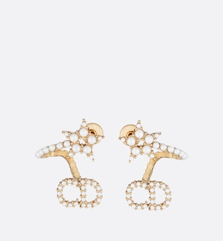 Clair D Lune Earrings Front view