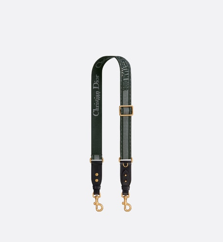 Adjustable Shoulder Strap with Ring Front view
