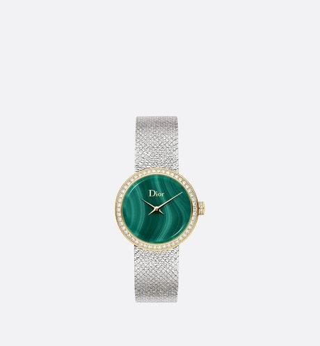 La D de Dior Satine Front view