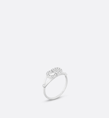 Clair D Lune Ring Front view
