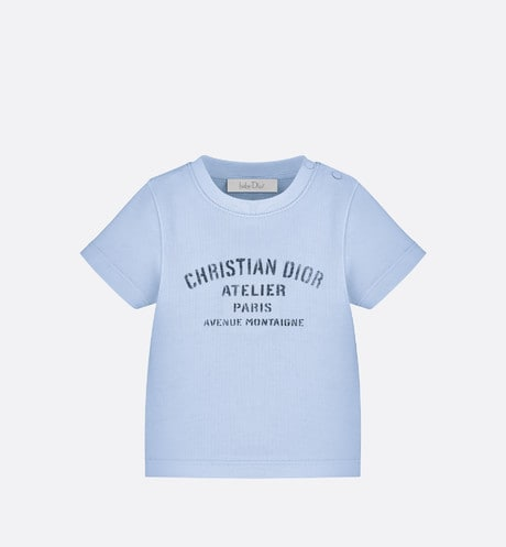 'Christian Dior Atelier' T-Shirt Front view