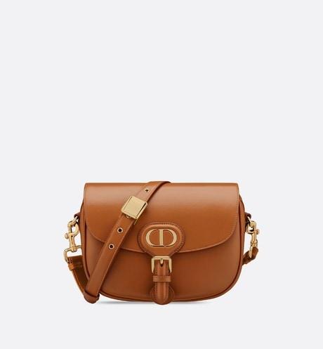 Medium Dior Bobby Bag front view