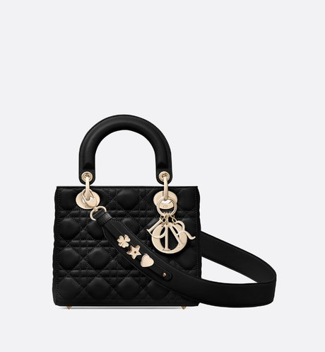 Lady Dior My ABCDior Bag Front view