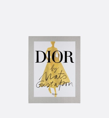 Book: Dior by Mats Gustafson front view