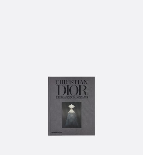 Book: Christian Dior - Designer Of Dreams front view