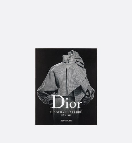 Book: Dior - Gianfranco Ferré front view