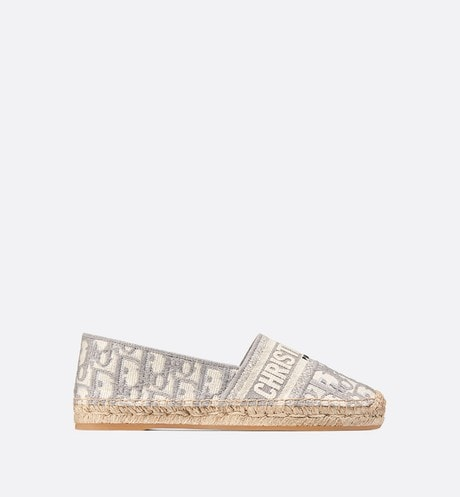 Dior Granville Espadrille front view