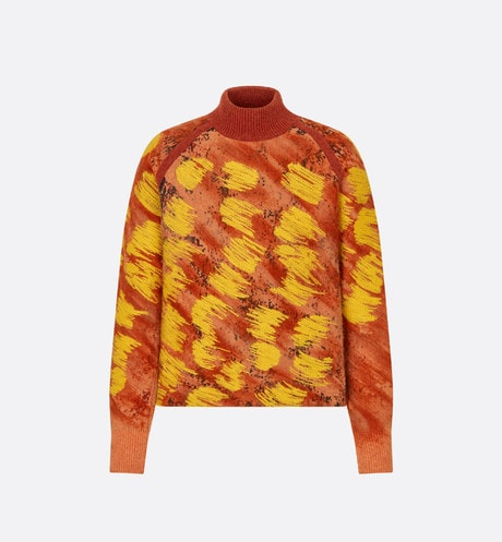 DIOR AND PETER DOIG Sweater Front view