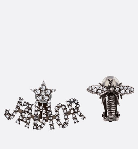 J'Adior Clip Earrings Front view
