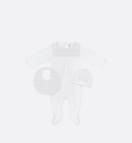 Cannage Newborn Gift Set Front view