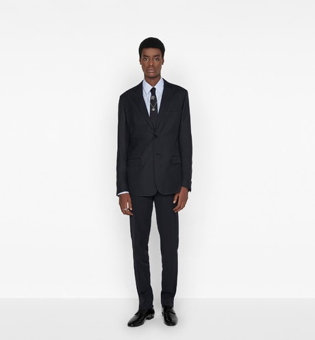 Adjusted-Fit Suit Front view