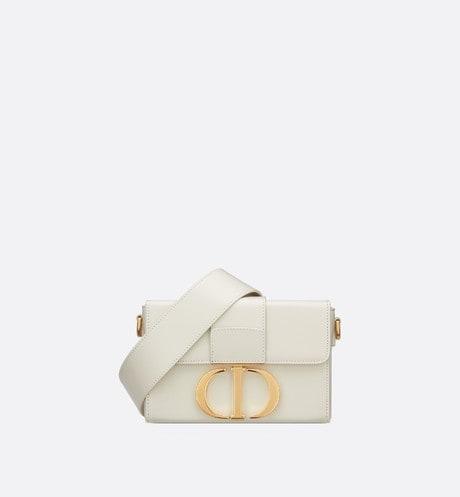 30 Montaigne Box Bag Front view