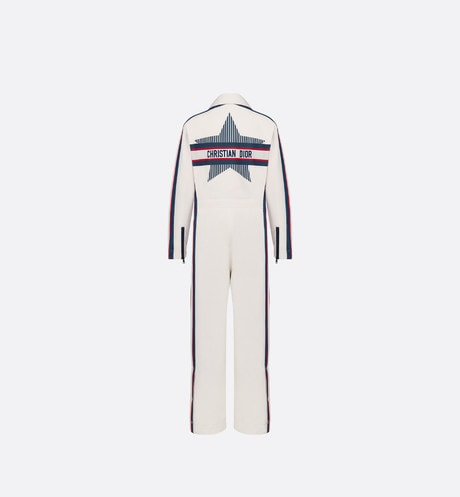 DiorAlps Ski Suit Front view