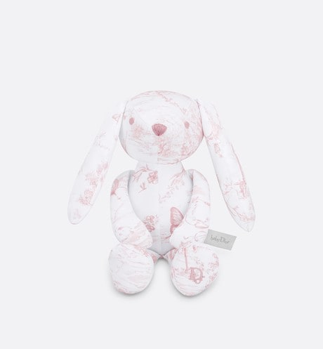 Rabbit Stuffed Toy Front view