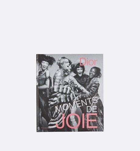 Book: Moments de Joie Front view