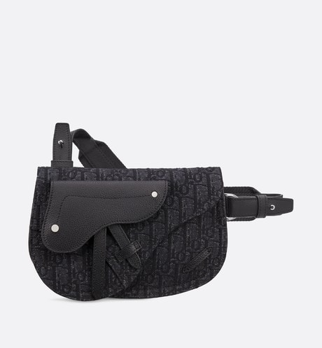 Saddle Pouch Front view