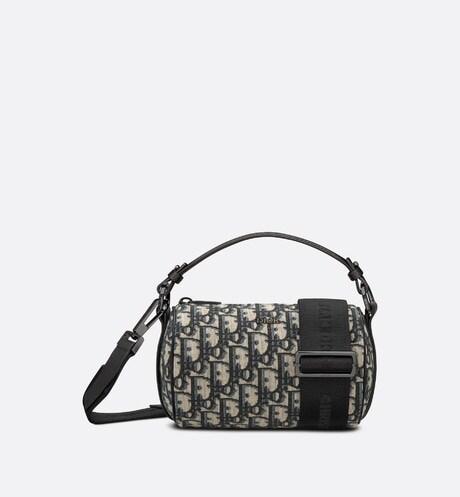Mini Roller Messenger Bag Front view
