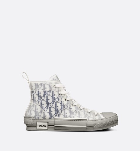 B23 High-Top Sneaker Front view