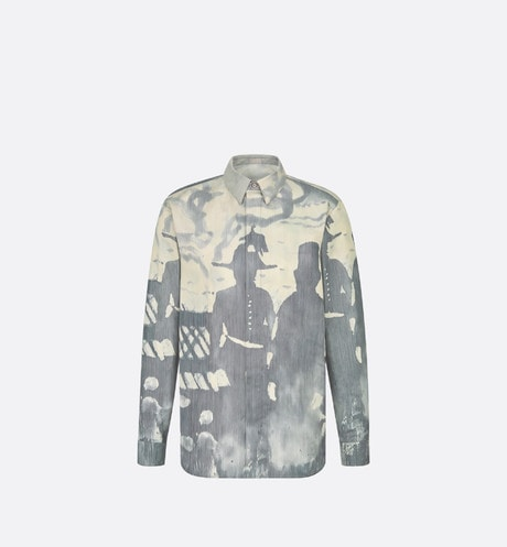 DIOR AND PETER DOIG Shirt Front view