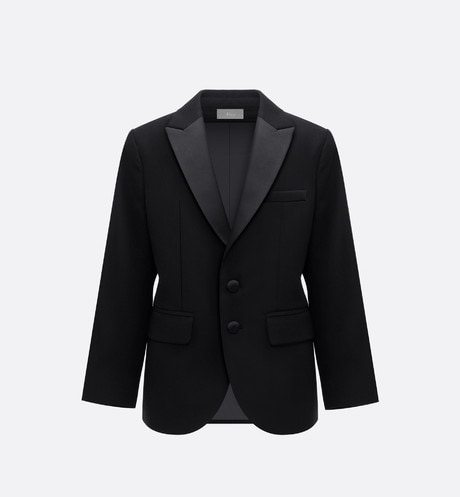 Tuxedo Jacket Front view