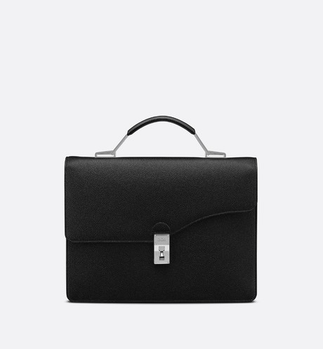 Dior Elite Briefcase Front view