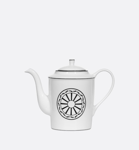 Monsieur Dior coffee pot front view
