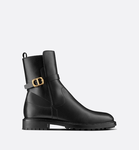 Dior Empreinte Ankle Boot Front view