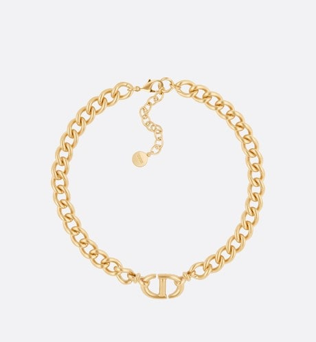 CD Navy Choker by Dior, available on dior.com for $870 Kylie Jenner Jewellery SIMILAR PRODUCT