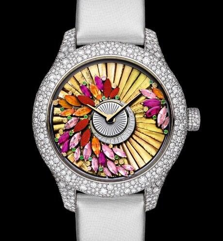 Dior Grand Bal Pièce Unique Parure Tropicale N°4 aria_frontView