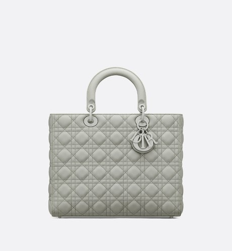 Sac Lady Dior Large aria_frontView