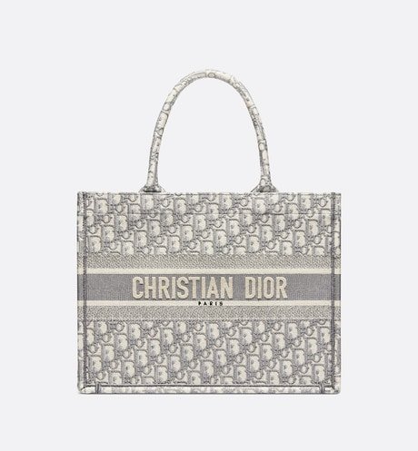 Sac Dior Book Tote Small Vue de face