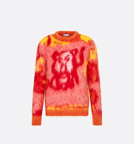 Pull DIOR AND PETER DOIG Vue de face
