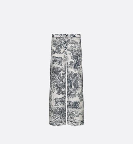 Pantalon de pyjama Dior Chez Moi Vue de face