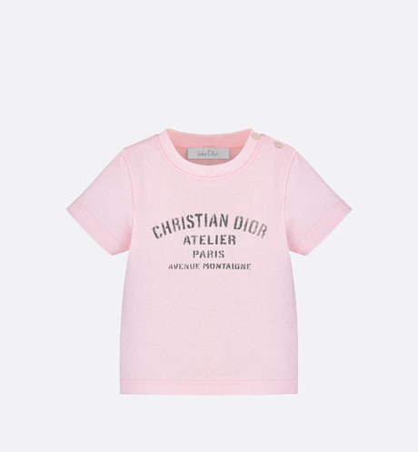 T-shirt Christian Dior Atelier Vue de face