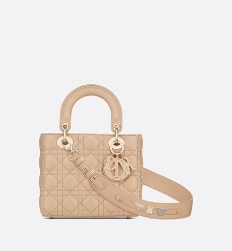 Lady Dior My ABCDior-tas aria_frontView