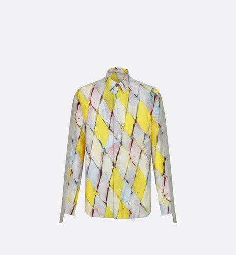 Camisa DIOR AND PETER DOIG aria_frontView