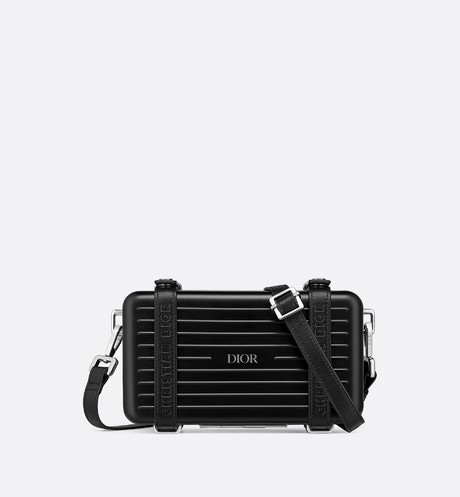 Clutch Personal DIOR and RIMOWA aria_frontView