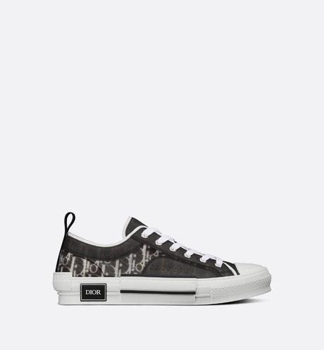 Sneaker de cano curto B23 aria_frontView