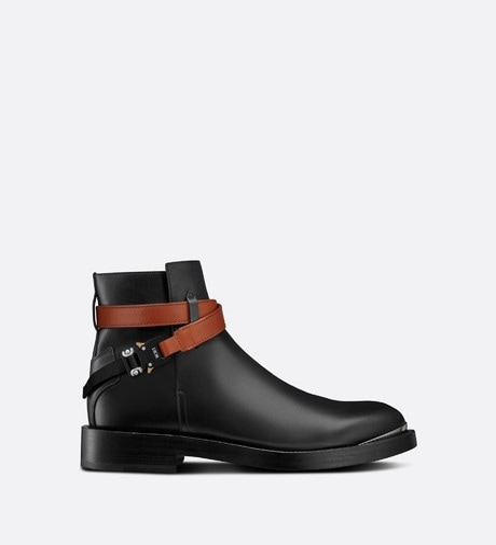 Ботинки aria_frontView
