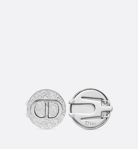 Накладки на пуговицы Dior Oblique aria_frontView