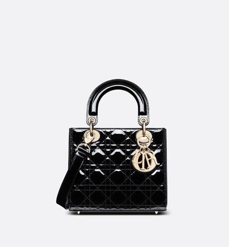 Сумка Lady Dior, модель маленького формата aria_frontView