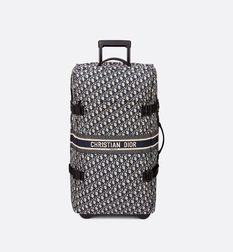 Traveldior Dior Oblique行李箱 aria_frontView