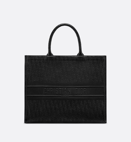Dior Book Tote 輕便袋 aria_frontView